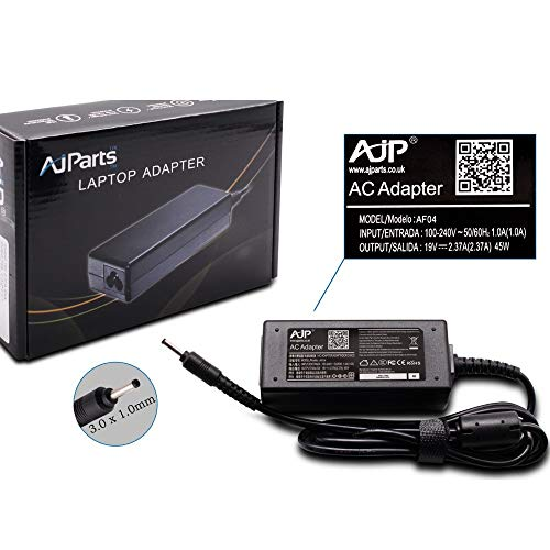 New AJP Brand 19V 2.37A Laptop AC power Supply Unit with power Cable for Acer CHROMEBOOK C730-C4V9 Notebook PSU Adaptor Power Supply Unit Charger 45W