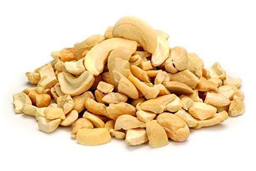 Bio Cashews Bruch 1kg Cashewkerne Cashew Kerne Kaschukerne 1000g Gramm Packung