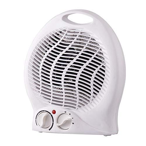 Calentador De Ventilador Calentador De Escritorio Calentador Electrico Calientes Y Frias Duales Dos Tramos