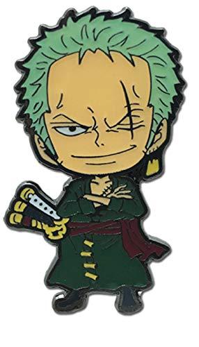 One Piece Fish Man Island Zoro Anime Enamel Pin