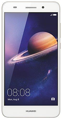 Huawei Y6 II Pro Version Smartphone, Dual SIM, 16 GB, Bianco