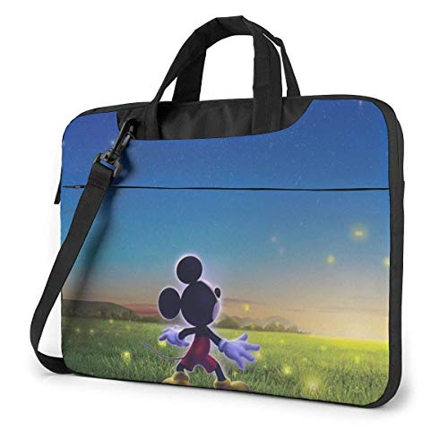 15.6 Inch Laptop Bag Under The Stars Laptop Briefcase Shoulder Menger Bag Case Sleeve