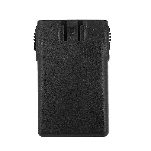 Zerone Batería Caso para Walkie Talkie Radio de Dos vías Pila AAA Caso Caja Shell para PUXING PX-777PX 888/VEV de 3288s/Linton–lt de 3268Radio Walkie Talkie