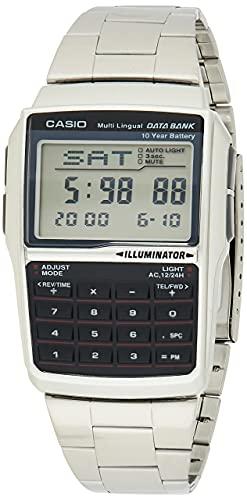 CASIO (カシオ) 腕時計 データバンク DBC32D-1A シルバー[逆輸入品]