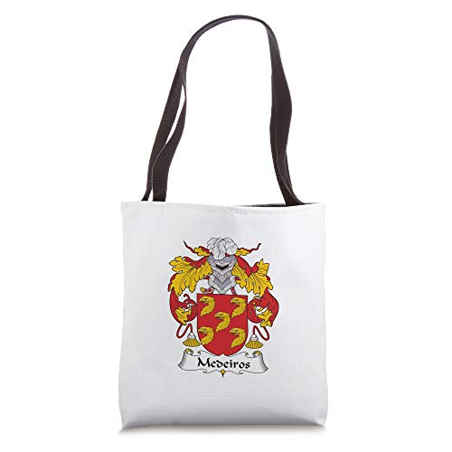 Medeiros Coat of Arms - Family Crest Tote Bag