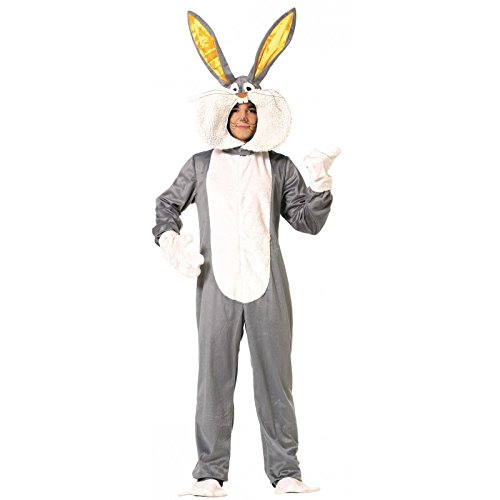 Fycar Disfraz Conejo Bugs Bunny Hombre