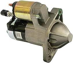 DB Electrical SMT0130 Starter For Chrysler PT Cruiser 2.4 2.4L (148) for L4 2001-2002 01 02 /5033067AA /M0T84881 M0T84881ZC