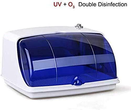 LEJIA UV Esterilizador Caja, para teléfonos móviles, chupetes, cepillos de Dientes, cepillos del Maquillaje, vajilla, Ropa Interior, joyería, Gafas, máscaras, Toalla