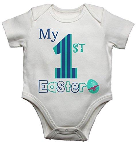 My First Easter Boys Body pour bébé pour garçon