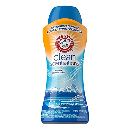 Arm & Hammer in-Wash Scent Booster 37.8 oz Now $5.91