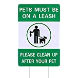 WaaHome Double Sided All Pets Must Be On A...