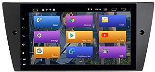 BOOYES für BMW E90 E91 E92 E93 Android 10.0 Autoradio Stereo GPS 9'Auto Multimedia Player Auto Auto Play/TPMS/OBD/DAB/Mirror Link