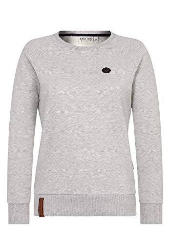 Naketano Damen Sweater Fick Und Fotzi Sweater