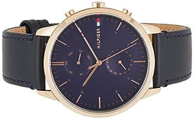 Tommy Hilfiger Reloj Analógico para Hombre de Cuarzo 1710405