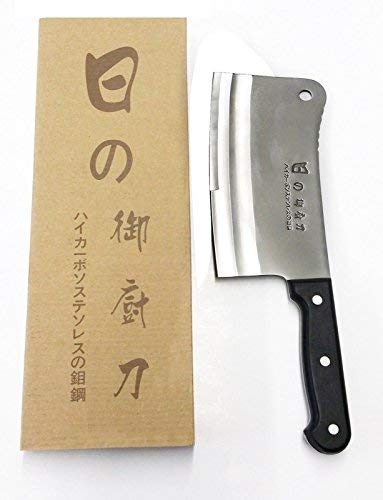 Stainless Steel Chinese Knife Heavy Cleaver Chopper Meat Bone