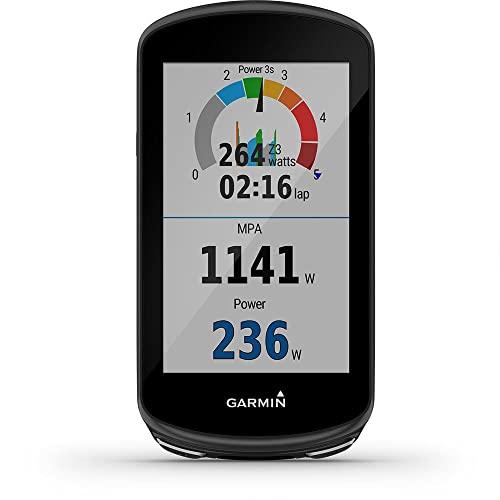 9.GPS para bicicleta de montaña: Garmin Edge 1030