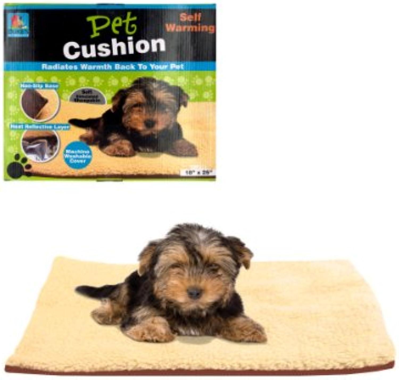 Bulk Buys FD0912 Self Warming Pet Cushion by bulk buys