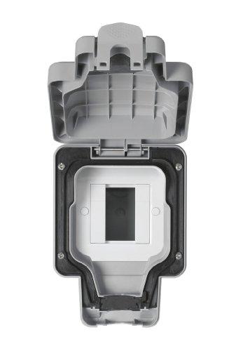 MK Masterseal Plus K56423GRY - Protezione Dati/Telecom, formato europeo