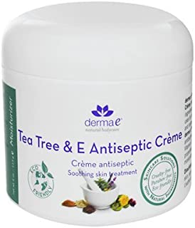 Crema De Aceite De Arbol De Te Para Espinillas - Crema Antiseptica Para El Acne -