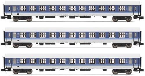 Arnold HN4146 - Wagen-Set InterRegio der Deutschen Reichsbahn