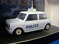1/43 SCALE ELIGOR エリゴール MINI 850 1965 POLICE ANGLAISE