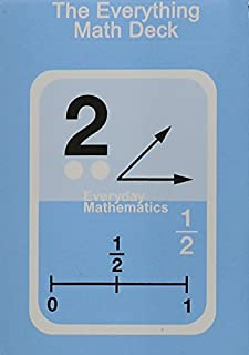 everyday math deck of cards