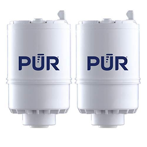 PUR RF3375 Water Filter Replacement for Faucet Filtration Systems, 2 Pack, Multicolor