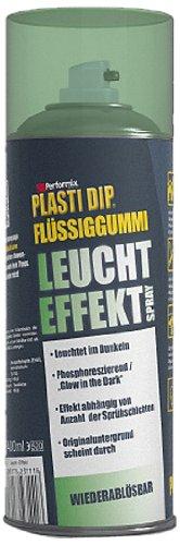 Plasti Dip 61090034 Flüssiggummi Spray, phosphoreszierend, 400 ml