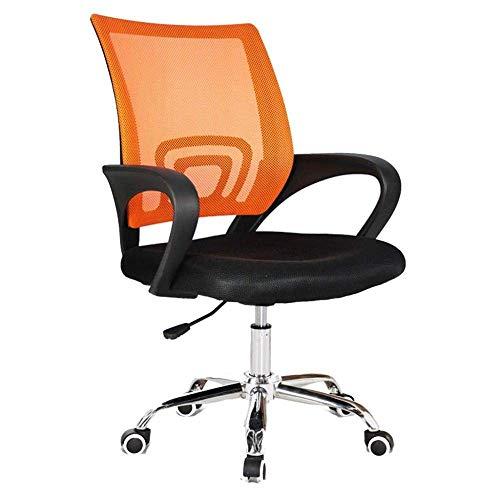 Möbel Dekoration Stühle Offce Stuhl Modern Simple Net Rotate Sitzlehne Hocker Computer Stuhl Offce Stuhl Ergonomisches Büro Großer Sitz Drehstuhl Offce Stuhl Schreibtisch Stuhl Gaming Chair 84 93cm