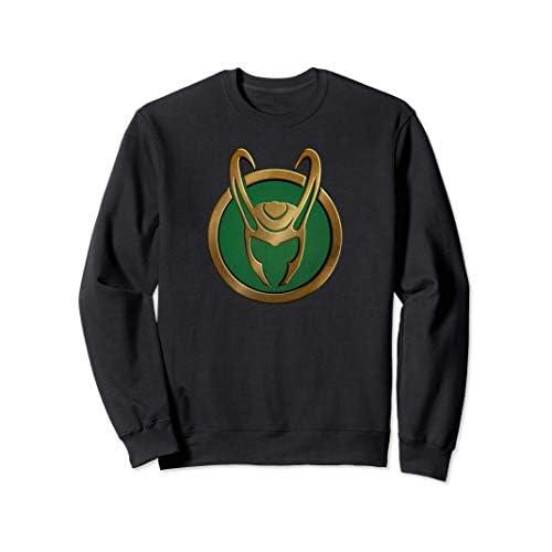 Marvel Loki Series Icon Felpa