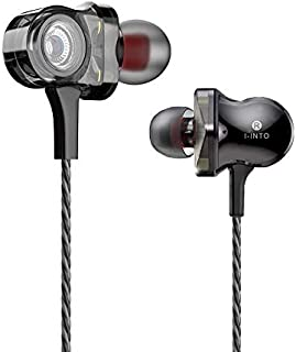 $179 » Sponsored Ad - Earbuds Wired Dynamic Earphones Heavy Bass Headphones Noise Canceling Game Fine Sound Safe in-Ear Fit