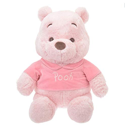 Winnie The Pooh Plush Toy,Plush Bear, Soft Cotton, Pink Girl, 8 Inch,Packed in dust-Free and sterile Vacuum Bags…