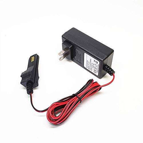 LGM New AC/DC Power Adapter Charger for Power Wheels Porsche Gt3 Cdd11 Cdd15 911 Charger