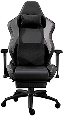 Wangshengda Modern Simplicity Game Chairs, Family Games Chairs, Office Chairs Anchor, Sports Cafe Chairs, Modern Minimalist Casual Reclining Office Chair (Color: B) ryq youxiyi (Color : A)