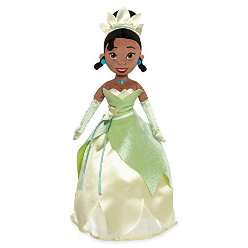 TIANA Soft Plush Doll - The Princess and The Frog 21