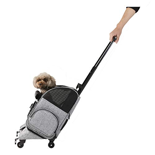 フィット 犬用キャリーバッグ・カート