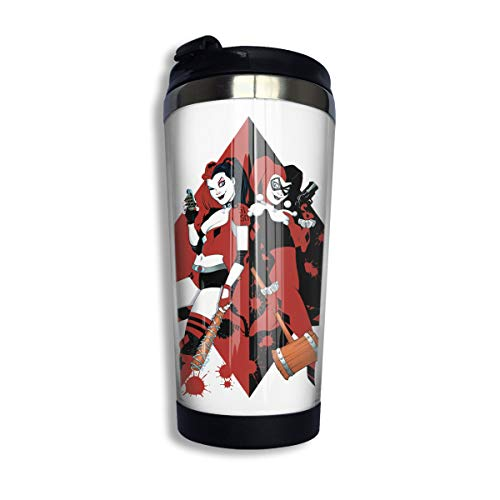 418dLhfBiuL Harley Quinn Travel Mugs