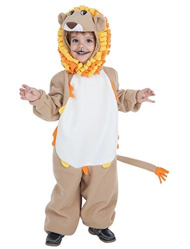 LLOPIS - Disfraz Infantil leonloco t-3