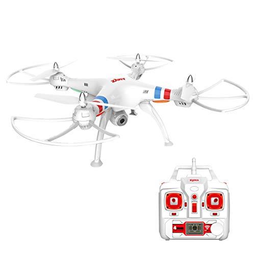 SYMA X8C Venture Quadrocopter mit HD Kamera 2.4GHz 4-Kanal und 6-Achsen-Gyro Headless Modus RC Drohne mit Zusatzakku