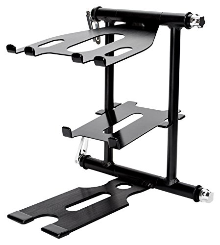 CRANE Stand Pro Centerstage Universal DJ Stand for Laptops, Tablets and Controllers with...