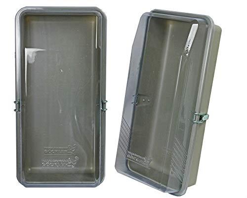 Kasten Box für 12kg Feuerlöscher Schutzkasten Feuerlöscherkasten Schrank von MBS-FIRE®