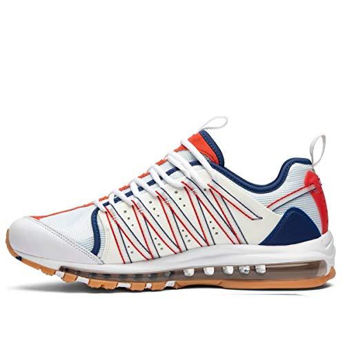 Nike Air Max 97 / Haven/Clot - Zapatillas de correr para hombre Ao2134, color Blanco, talla 43 EU