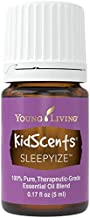 KidScents SleepyIze Essential Oils Blend by Young Living, 5 Milliliters, Topical and Aromatic