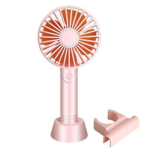 Paraguas de viajes Mini Ventilador de mano portátil con batería recargable de la batería 3 1200mHa velocidad del viento ajustable for el hogar paraguas viajes ( Color : Green , Size : Free size )
