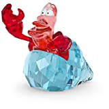 Swarovski The Little Mermaid - Figura de Cristal, Multicolor, 4,5 x 4,3 x 5,1 cm