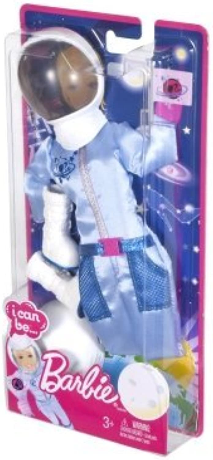 Barbie I Can Be Astronaut Outfit