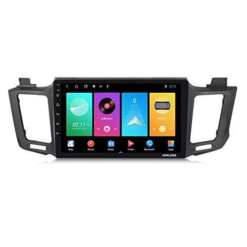 ADMLZQQ para Toyota Rav4 2012-2018 Android 9.0 Estéreo para Automóvil Navegación GPS Pantalla Táctil De 9 Pulgadas, FM/Bluetooth/Cámara De Visión Trasera/Control del Volante,M100 1g+16g