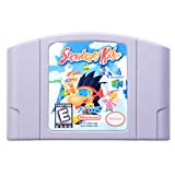 New Snowboard Kids Video Game Cartridge US Version For Nintendo 64 N64 Game Console