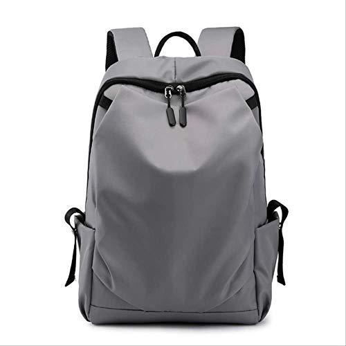 FHDC Rugzak voor heren, modieuze rugzak, reisrugzak, externe USB-oplaad-rugzak voor heren, 15,6 inch, blue (zwart) - 7891237659900