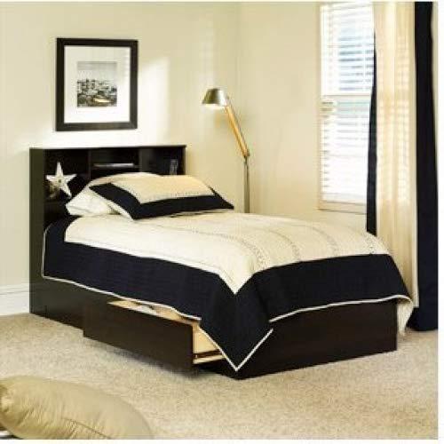 Twin Beds with Storage Cinnamon Cherry Twin Storage Bed